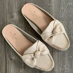 Kate Spade Mallory Loafer Slide Mule Shoes